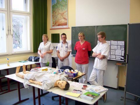 Aktionstag an der Theodor-Heuss Realschule